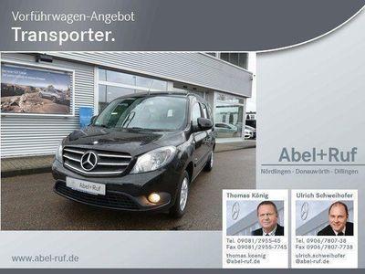 gebraucht Mercedes Citan 111 CDI Tourer EDITION Extralang 7-Sitzer