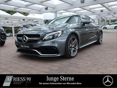 gebraucht Mercedes C63S AMG AMG Cp Drivers P.+360°+LED+Keyless+PDC