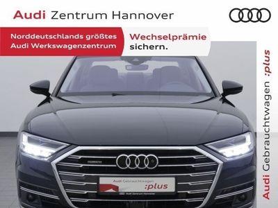 gebraucht Audi A8 50 TDI qu. Massage/Belüftung Sitz, Standh., B&O, Laser, Navi