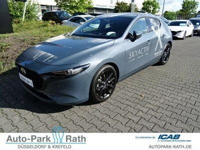gebraucht Mazda 3 SKYACTIV-X 2.0 M Hybrid SELECTION*DES-P*ACT-P* BOS*LED-B*A18-S