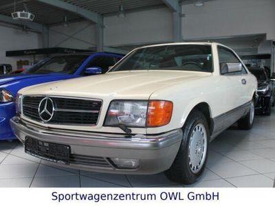 gebraucht Mercedes 420 SEC 4.2l V8 CoupeOLDTIMERoriginal Km