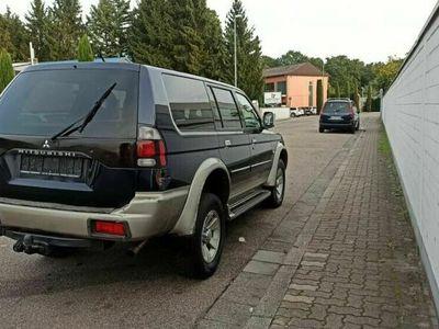gebraucht Mitsubishi Pajero Sport