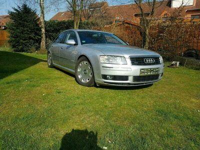 gebraucht Audi A8 Limousine 334 ps