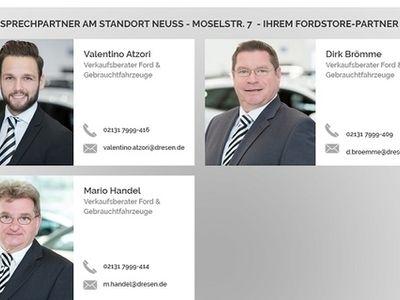 gebraucht Ford Fiesta Cool&Connect/1.0EB+Klima+SHZ+PDC+CD+AUX+ESP