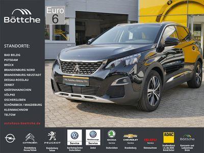 gebraucht Peugeot 3008 2.0 BlueHDi 180 Allure SHZ KAMERA NAVI EU6