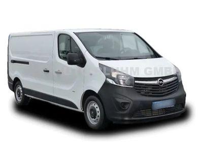 gebraucht Opel Vivaro 2900-1.6 CDTi KASTENWAGEN L2 KLIMA PDC