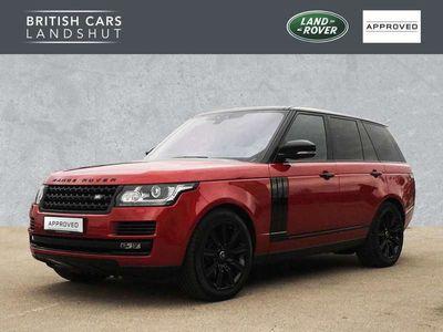 gebraucht Land Rover Range Rover 3.0 TDV6/VOGUE/el.AHK/SD el./HuD/