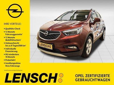 gebraucht Opel Mokka X 1.4 T AT Innovation *Navi*Bi-LED*Kamera*