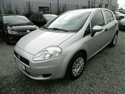 gebraucht Fiat Punto 1.4 8V BENZIN+LPG GAS KLIMA INSP+TÜV NEU