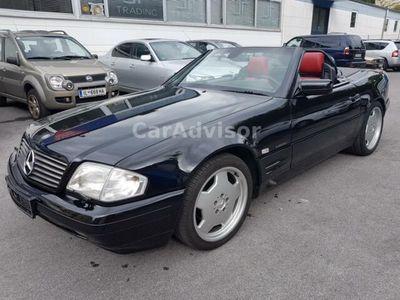 gebraucht Mercedes SL320 Special Edition *komplettes MB Scheckheft