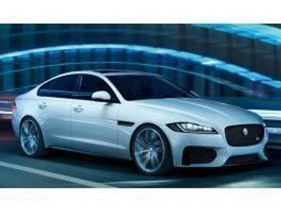 gebraucht Jaguar XF Sportbrake Chequered Flag 20d 132kW/180PS 8-Gang-Automatik