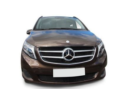 gebraucht Mercedes V250 d lang Edition Distronic LED AHK 7-Sitzer