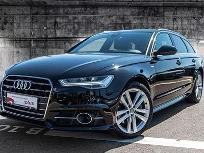 gebraucht Audi A6 Avant 3.0TDI qua S-trc S-line EU6 HUD LED Standh