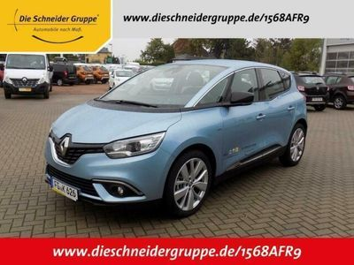 gebraucht Renault Scénic TCe 115 GPF Limited