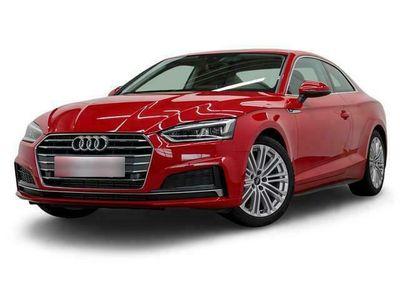 gebraucht Audi A5 Coupé 40 TFSI S LINE UPE61 NAVI+ VC LED LM20