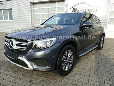 gebraucht Mercedes E250 GLC d 4-Matic 9G Navi LED Leder el.Heckklappe