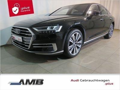 gebraucht Audi A8 50 TDI HD-Matrix/B&O/Panod/Indivd.Sitze/5J.Garantie