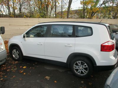 gebraucht Chevrolet Orlando 1,8 EU5 7 PLZ KLIMA