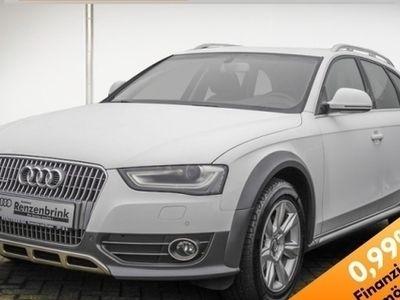 gebraucht Audi A4 Allroad 2.0 TDI DPF quattro S-tronic Navi