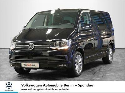 gebraucht VW Multivan T6Comfortline 2.0 TDI DSG AHK Navi
