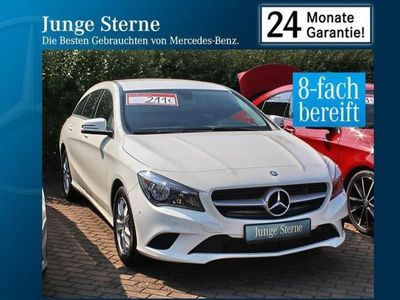 gebraucht Mercedes CLA180 Shooting Brake  mtl. Rate 211 €