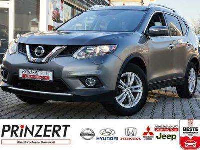 gebraucht Nissan X-Trail 1.6 DIG-T MT 'N-Vision' Euro6 8-Fach, Gebrauchtwagen, bei Autohaus am Prinzert GmbH
