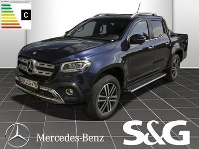 gebraucht Mercedes X250 d 4MATIC POWER EDITION Comand