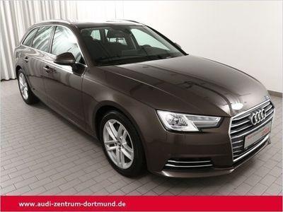 gebraucht Audi A4 Avant 2.0TDi S-Tronic/Sport/AHK/NAV+ (Navi)