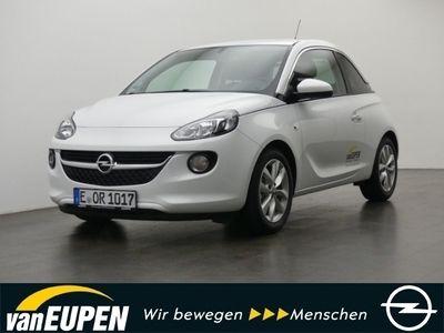 gebraucht Opel Adam 120 Jahre - PDC,Klima,LM,Sitzh,IntelliLink,USB,Bluetooth