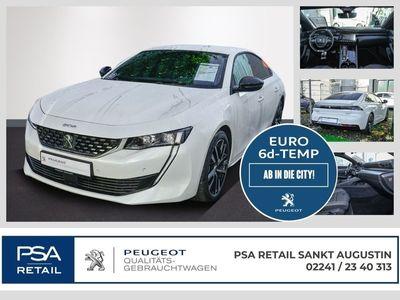 gebraucht Peugeot 508 GT-Line Allure BlueHDi 160 EAT8
