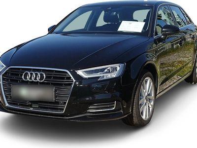gebraucht Audi A3 Sportback A3 2.0 TDI S-tronic design Matrix Navi