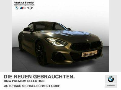 gebraucht BMW Z4 M 40i FROZEN+FAHRWERK+LED+DAB+HARMAN KARDON+