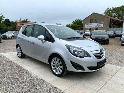 gebraucht Opel Meriva B Innovation.HU neu.Scheckheftgepflegt