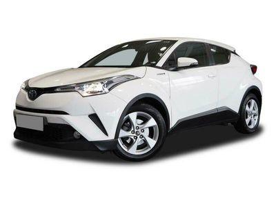gebraucht Toyota C-HR C-HRHybrid 18 Relax bis zu 10J Garantie