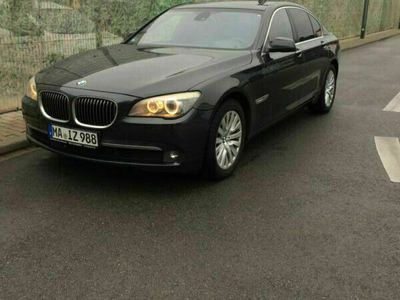 gebraucht BMW 740 d xDrive XENON/NAVI/HEAD UP/SOFTCLOSE/VOLL