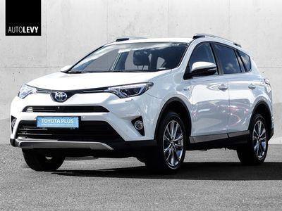 gebraucht Toyota RAV4 2.5 4x4 Hybrid Executive 360°*NAVI*LEDER