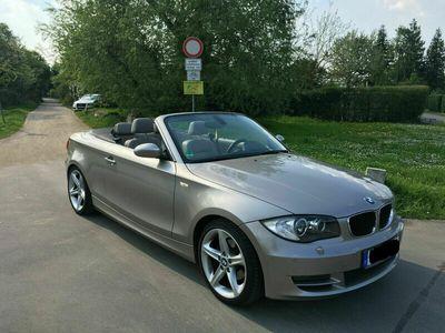 gebraucht BMW 120 Cabriolet d M- Sportfahrwerk, 18 Zoll M-Alus