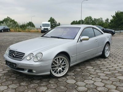używany Mercedes 500 500 CL-Coupe