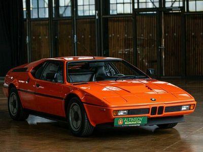 gebraucht BMW M1 Nr: 303 1.Hand Orange als Sportwagen/Coupé in Düsseldorf
