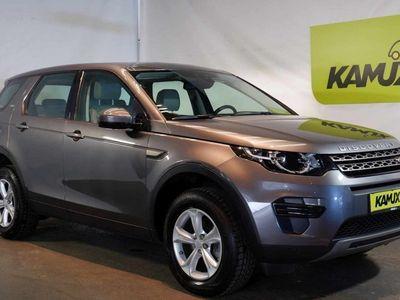 gebraucht Land Rover Discovery Sport TD4 9G-Aut. 4x4 SE +Navi +Teil-Leder +Spurhalteassistent