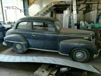 gebraucht Opel Olympia Bj1951 Tausch geg. m...