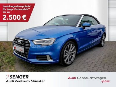 gebraucht Audi A3 Cabriolet sport 1.5 TFSI 110 kW (150 PS) S tronic