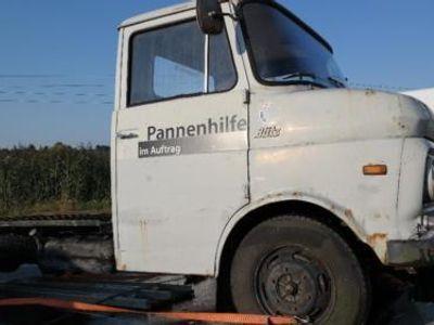 "gebraucht Opel Blitz Auto Transporter 1974 ECHTE 98""km Scheckheft"