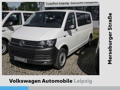 gebraucht VW T6 Kombi LR*8-Sitze*Klima*Elektrikpaket*PDC*EU6*