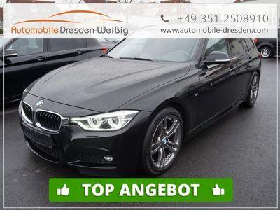 gebraucht BMW 318 dA M Sport*Navi*LED*Komfortzugang