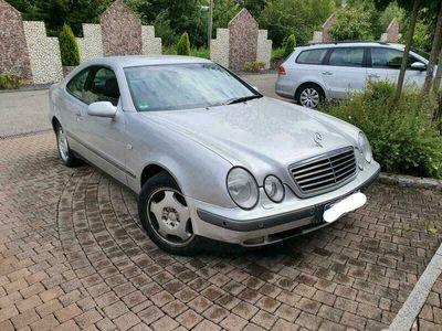 gebraucht Mercedes CLK320 MercedesW208 Scheckheft