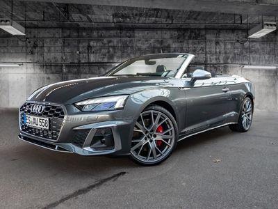 gebraucht Audi S5 Cabriolet TFSI Matrix Virtual ACC Leder S-Sportsitze