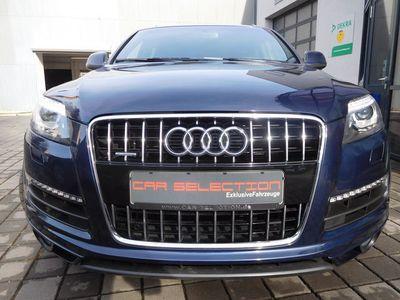 gebraucht Audi Q7 4.2 TDI Quattro S LINE 7 SITZER