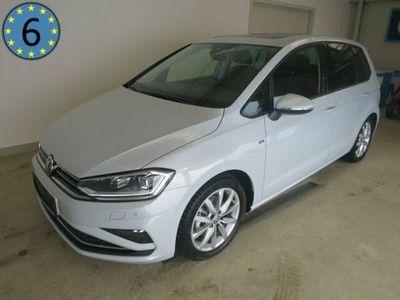 gebraucht VW Golf Sportsvan 1.5 TSI Join+DSG+R-Line Sport Pan