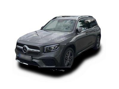 gebraucht Mercedes GLB220 d 4M AMG,PDC,LED,Distronic,PanoDach